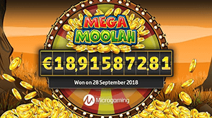 hoogste jackpot bij microgaming casino