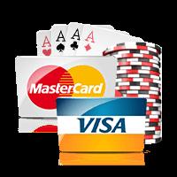 online creditcard casino
